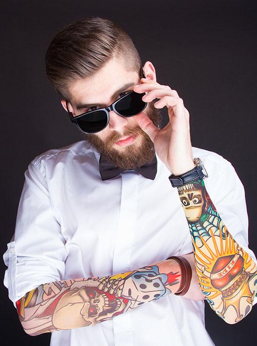 Tattoo Man Art
